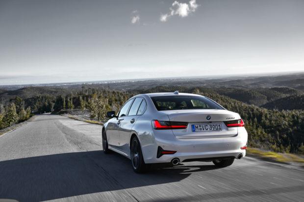 BMW 320d Sport Line G20 Limousine heck