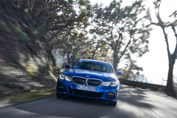 BMW 330i M Sport G20 Limousine Front