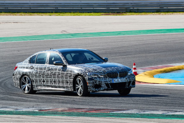 BMW M340i xDrive Drift