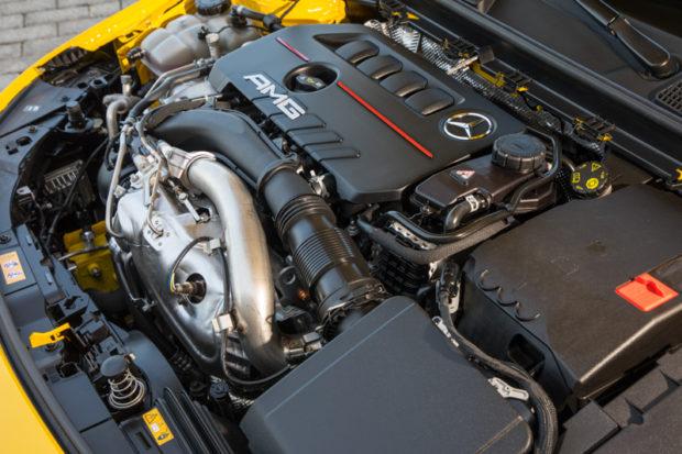 Mercedes-AMG A35 4MATIC M260 Motor