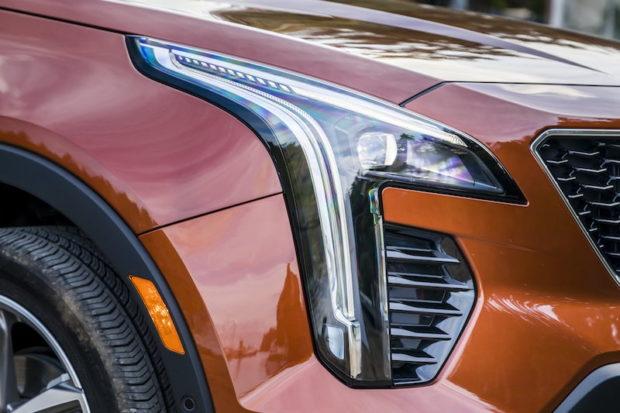 Cadillac XT4 LED-Tagfahrlicht