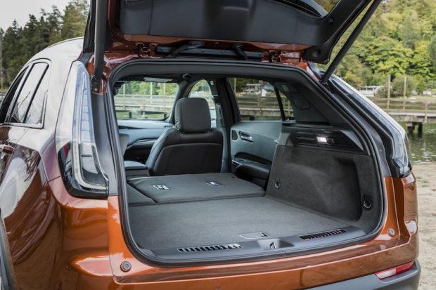 Cadillac XT4 Kofferraum