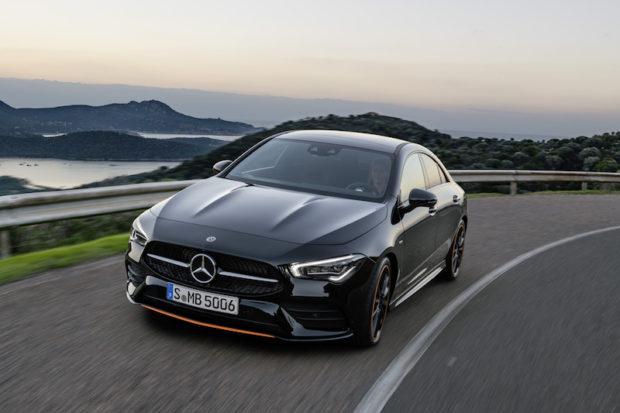 Mercedes-Benz CLA, C 118 Front AMG Line