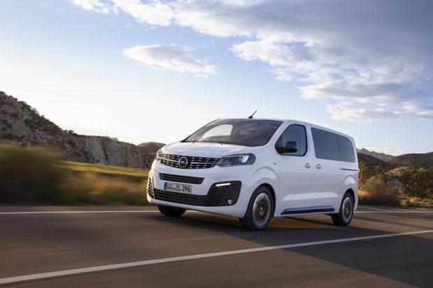 2019 Opel Zafira Life