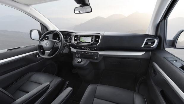 2019 Opel Zafira Life Cockpit