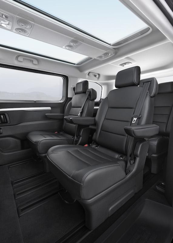 2019 Opel Zafira Life VIP Lounge