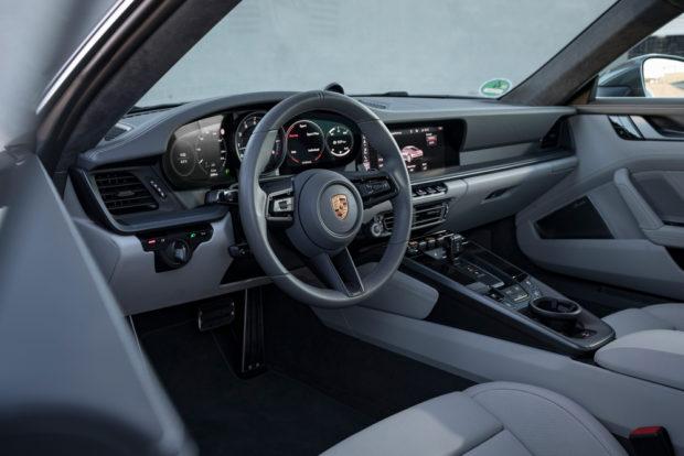 2019 Porsche 911 Carrera S Innenraum