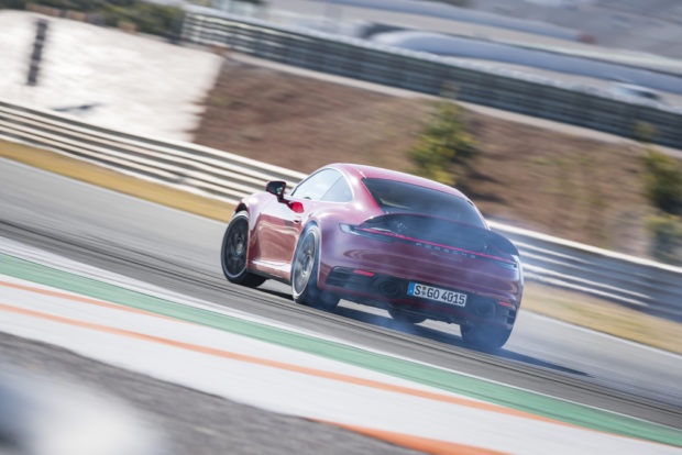 2019 Porsche 911 Carrera S Drift Heck
