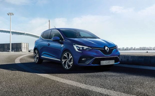 2019 Renault Clio RS Line Front