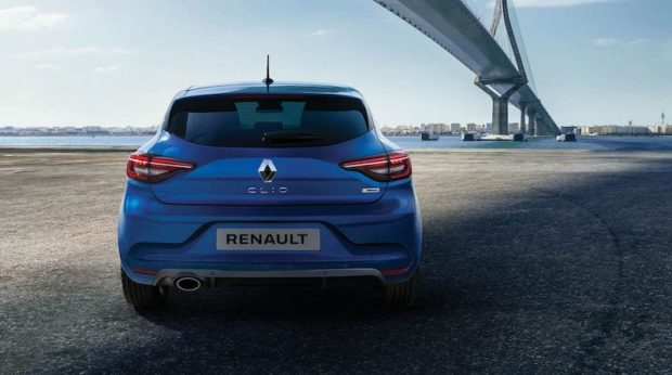 2019 Renault Clio RS Line Heck