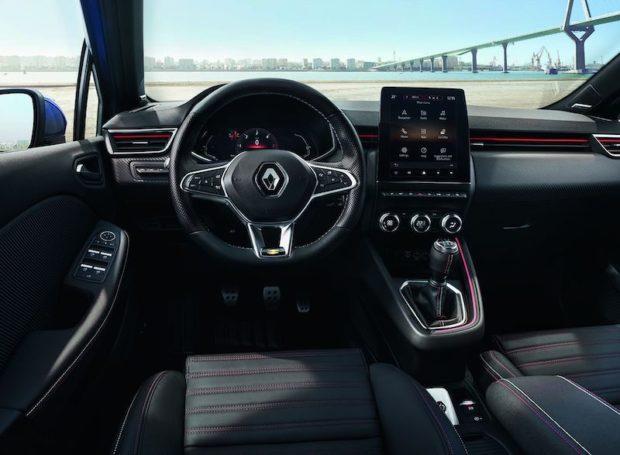 2019 Renault Clio RS Line Cockpit