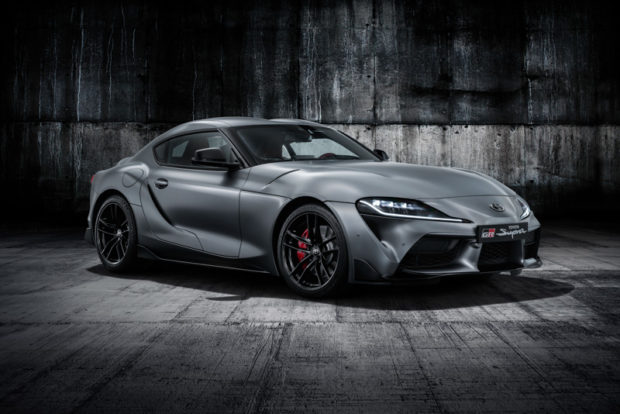 Toyota GR Supra A90 Edition Front