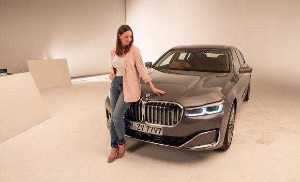 BMW 7er Facelift 2019 G11 / G12 LCI