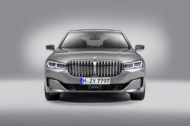 BMW 7er G12 LCI