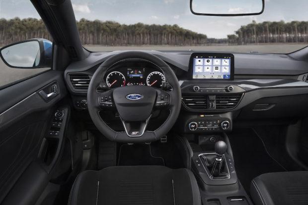2019 Ford Focus ST Lenkrad
