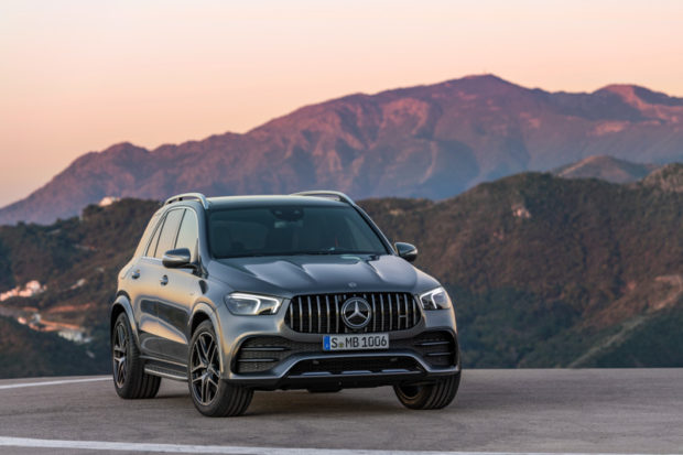 Mercedes-Benz GLE 53 4MATIC+ Front