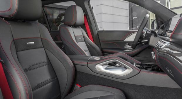 Mercedes-Benz GLE 53 4MATIC+ Sitze