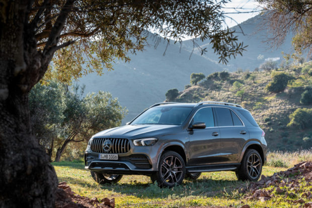 Mercedes-Benz GLE 53 4MATIC+ Offroad