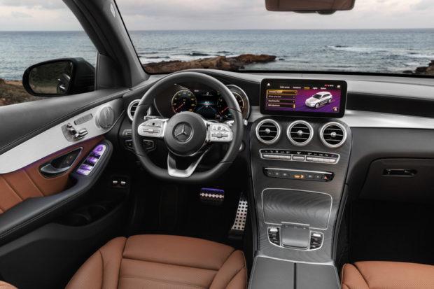 Mercedes-Benz GLC X 253 2019 Modellpflege Interieur