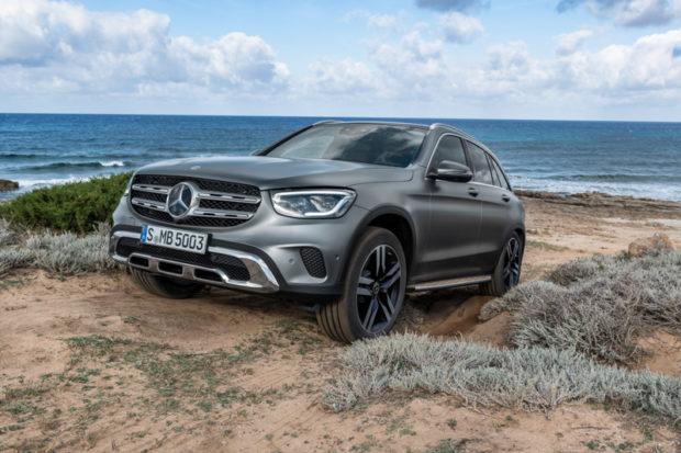 Mercedes-Benz GLC X 253 2019 Modellpflege