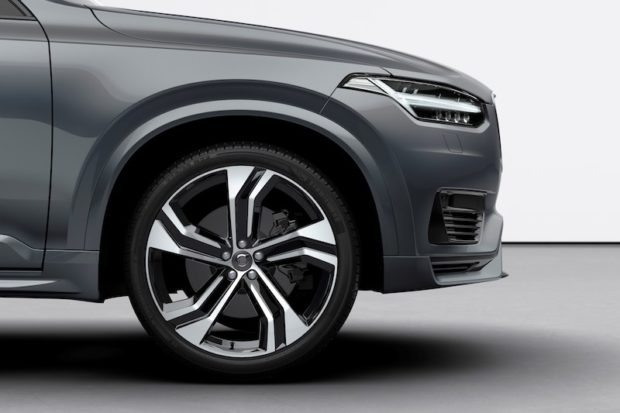 2020 Volvo XC90 neues Felgendesign
