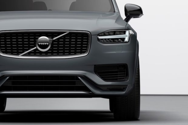 2020 Volvo XC90 Thunder Grey