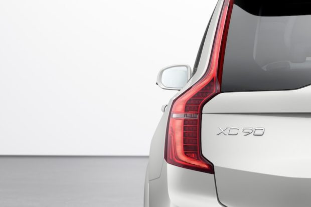 2020 Volvo XC90 Birch Light Metallic