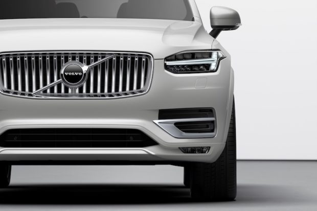 2020 Volvo XC90 Birch Light Metallic Front