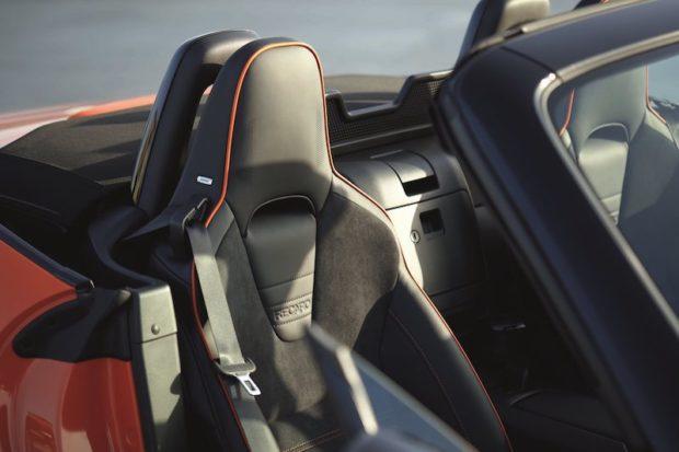 Mazda MX-5 30th Anniversary Sitze