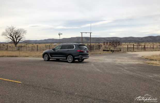 2019 BMW X7 xDrive40i USA Version