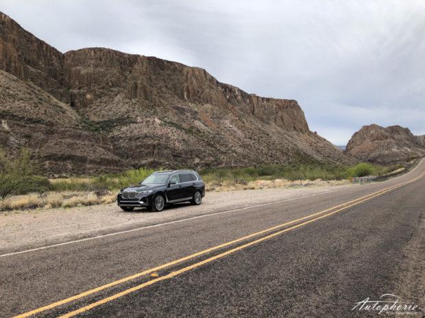 2019 BMW X7 xDrive40i Artikgrau
