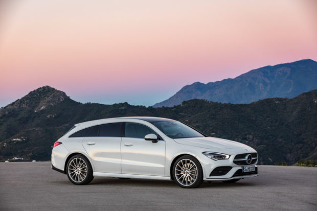 2019 Mercedes-Benz CLA Shooting Brake X118