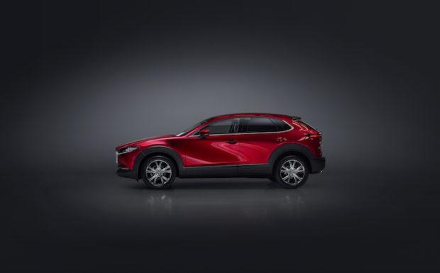 Mazda CX-30 Seitenansicht
