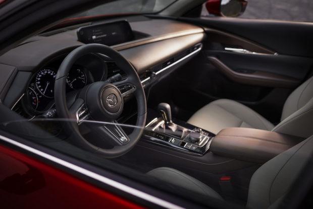 Mazda CX-30 Cockpit