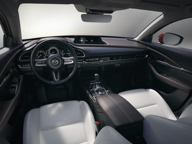 Mazda CX-30 Innenraum