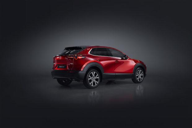 Mazda CX-30 Heck