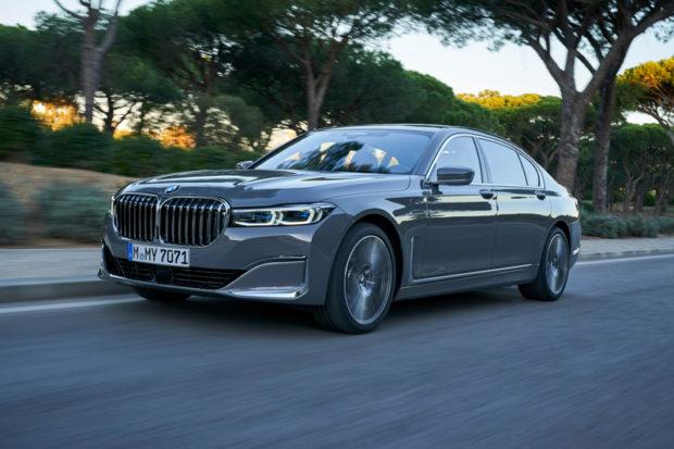 BMW 750Li xDrive G12 LCI Front