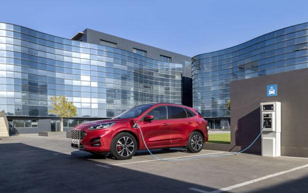 2019 Ford Kuga PHEV