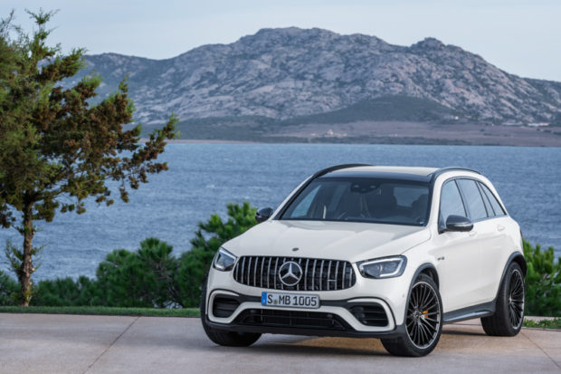 GLC 63 4MATIC+ SUV 2019