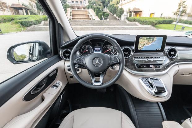 Mercedes-Benz V-Klasse 2019 Mopf