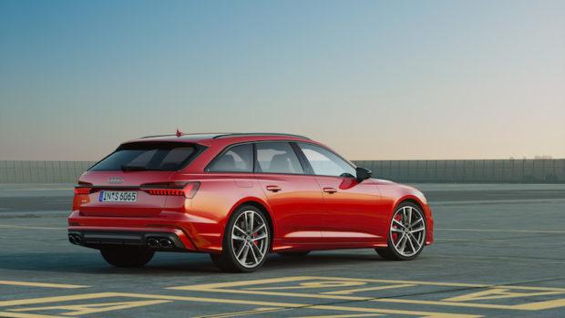 Audi S6 TDI Avant