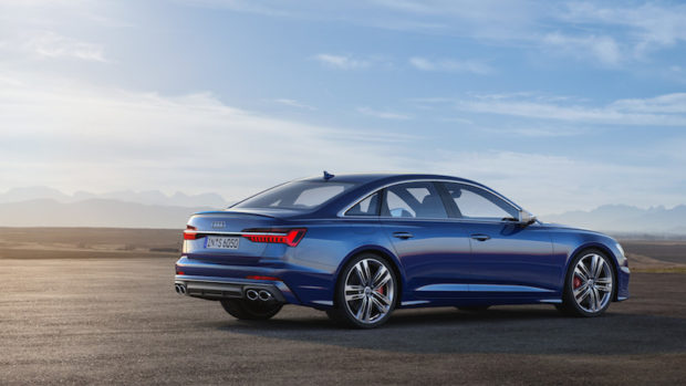 Audi S6 TDI Limo