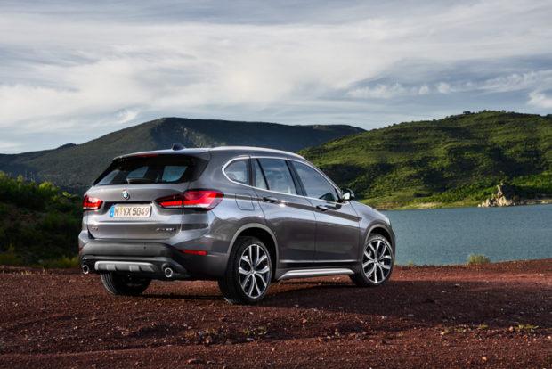 BMW X1 LCI 2019 Heckschürze