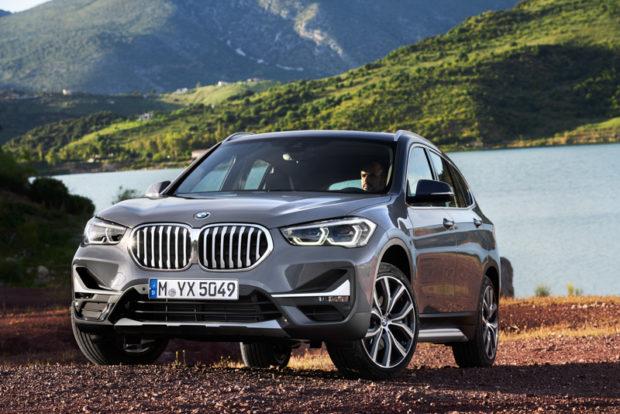 BMW X1 LCI 2019 Front
