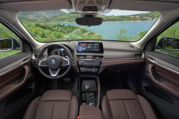 BMW X1 LCI 2019 Cockpit