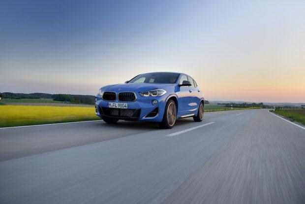 BMW X2 M35i Test