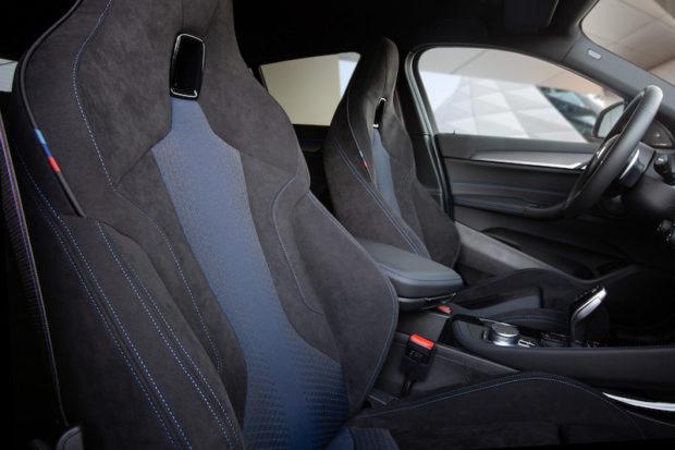 Sport-Integralsitze BMW X2