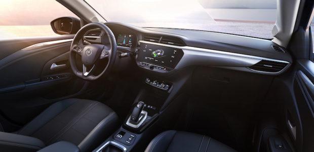 2019 Opel Corsa Interieur