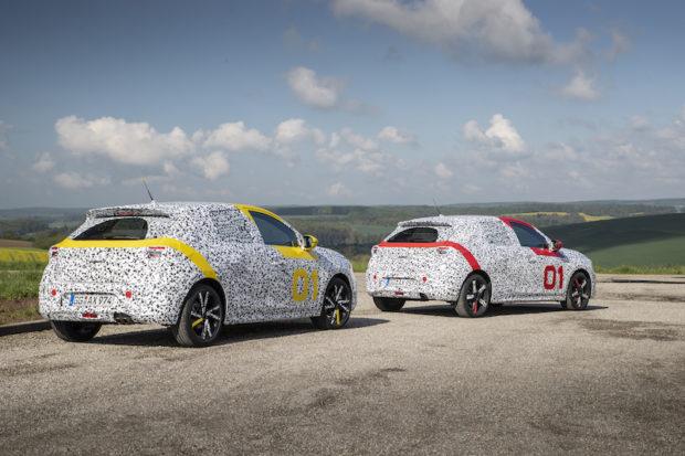 Neuer Opel Corsa 2019 Modell