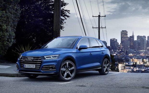 2019 Audi Q5 Plug-in Hybrid